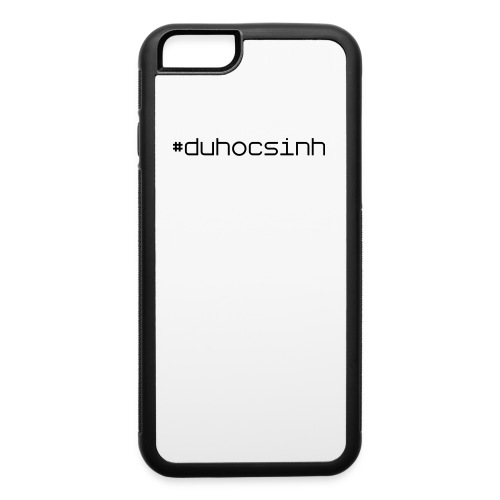 iPhone 6 Case #Duhocsinh - iPhone 6/6s Rubber Case
