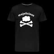 T-Shirts ~ Men's Premium T-Shirt ~ Mojolicious Pirate Cloud