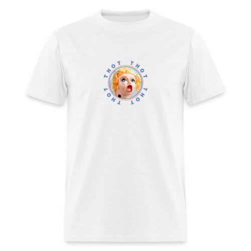 THOT BLOW UP DOLL T-SHIRT - Men's T-Shirt