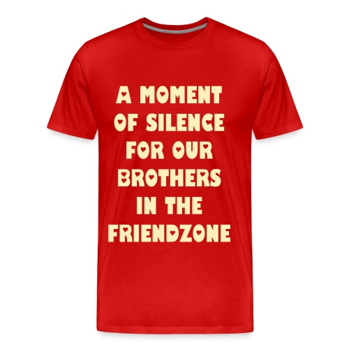 Friendzone - Men's Premium T-Shirt