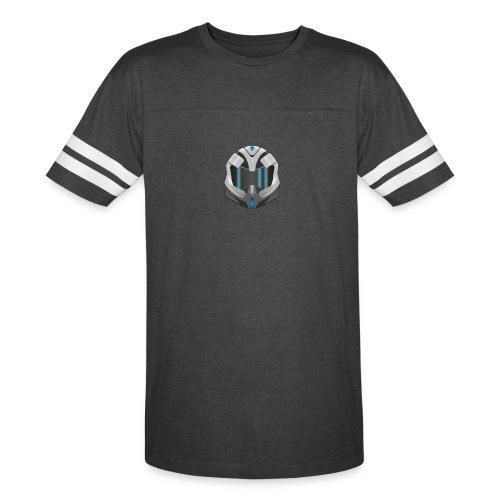 Helmet Logo Hoodie - Vintage Sport T-Shirt