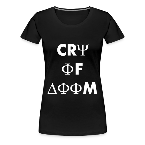 Cry of Doom - Logo Women's T-Shirt - Women's Premium T-Shirt