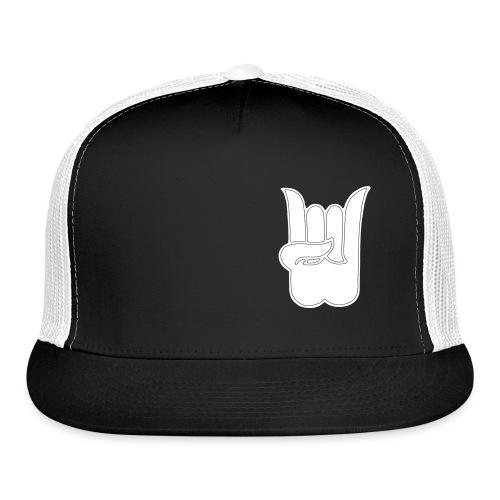 Namaste Britches Hamsa Trucker Hat - Trucker Cap