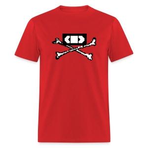 Men's Crossbones - Men's T-Shirt