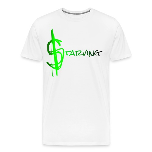 Starving! - Men's Premium T-Shirt