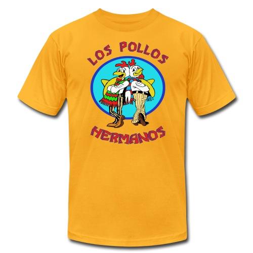 Los Pollos Hermanos - Men's Fine Jersey T-Shirt