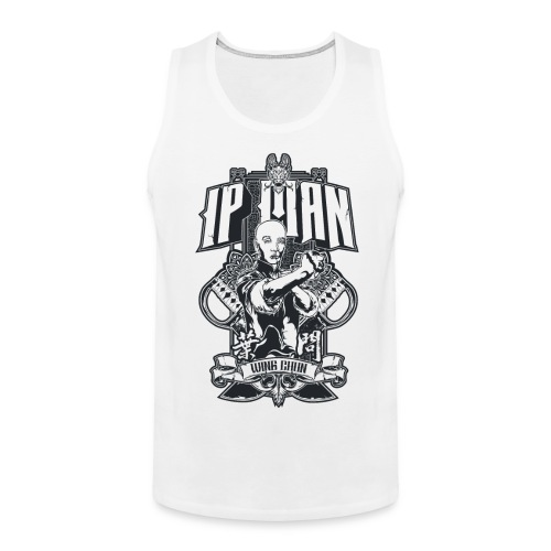 IP MAN Premium Tank Top - Men's Premium Tank