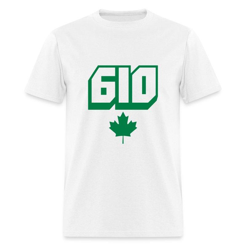 Men's T-Shirt (White) - Men's T-Shirt