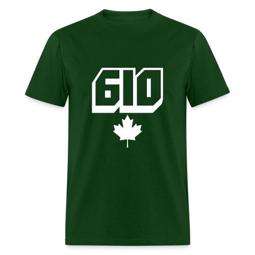 Men's T-Shirt (Green) - Men's T-Shirt