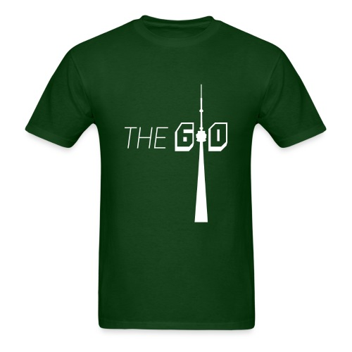 Men's The 610 T-Shirt (Green) - Men's T-Shirt