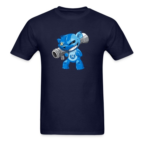 262Renegade Bear T-Shirt - Men's T-Shirt