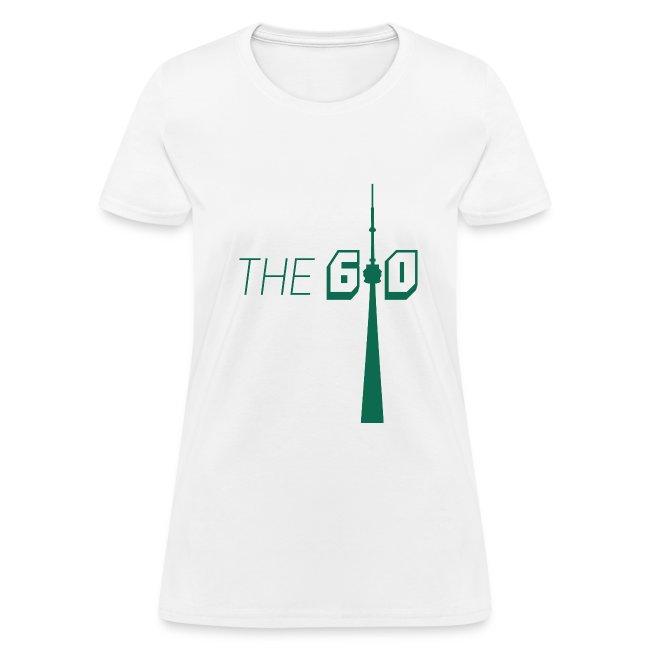 """Women's """"The 610"""" T-Shirt (White)"""
