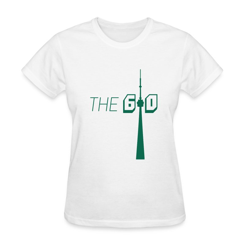 Women's The 610 T-Shirt (White) - Women's T-Shirt