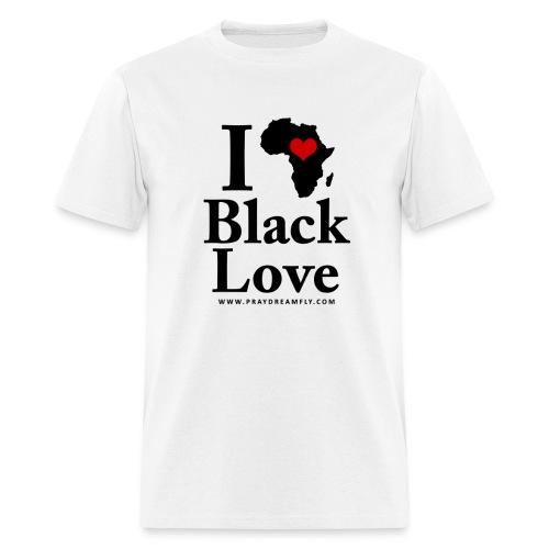 Black Love (m) - Men's T-Shirt