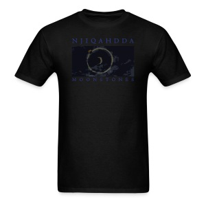 Njiqahdda - Moonstones II - Men's T-Shirt