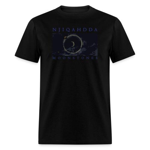 Njiqahdda - Moonstones II - Men's T-Shirt