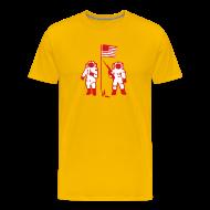 T-Shirts ~ Men's Premium T-Shirt ~ [moonmilitia]