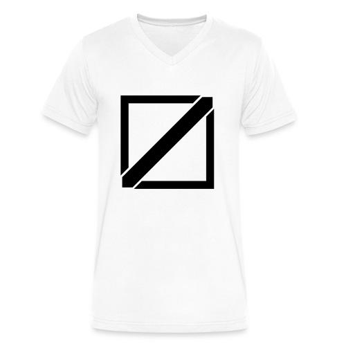Men's V-Neck - OG Tee - Men's V-Neck T-Shirt by Canvas