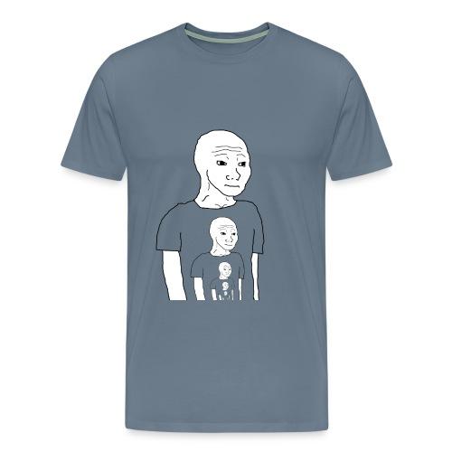 Feel ception - Men's Premium T-Shirt