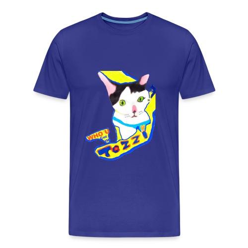 Cartoon Tozzi Men's Premium Shirt - Men's Premium T-Shirt