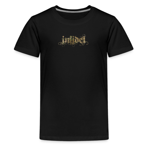 Toddler Infidel - Kids' Premium T-Shirt