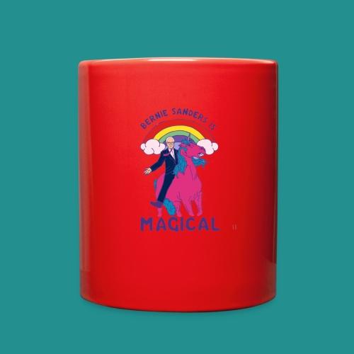 Bernie Sanders Unicorn Mug - Full Color Mug
