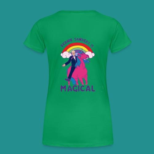 Bernie Sanders Unicorn Shirt Women - Women's Premium T-Shirt