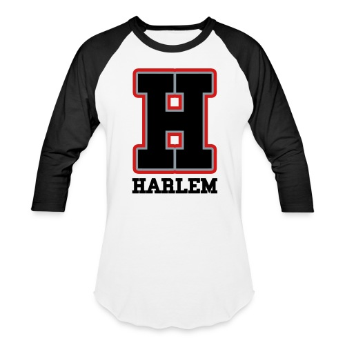 UA14 Harlem VES BBall tee - Baseball T-Shirt