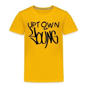 UA14 uptown young - Toddler Premium T-Shirt