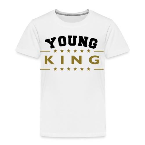 UA14 young king - Toddler Premium T-Shirt
