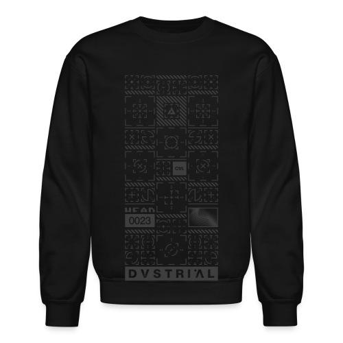 GEODUSTRIAL MUTE CREW NECK SWEATSHIRT - Crewneck Sweatshirt