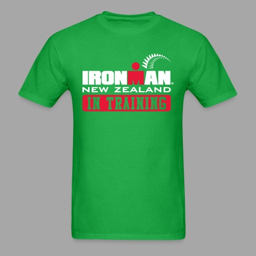 IM New Zealand In Training Men's T-shirt - Men's T-Shirt