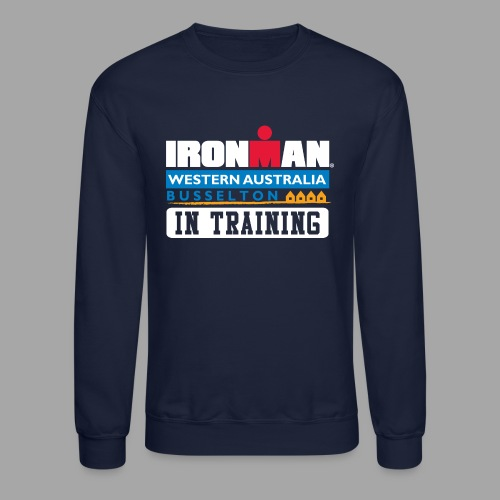 IM Western Australia In Training Men's Crewneck Sweatshirt - Crewneck Sweatshirt