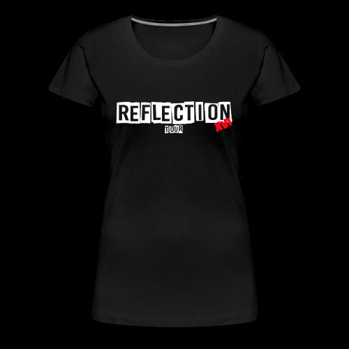 Womens Reflection XVI - Women's Premium T-Shirt