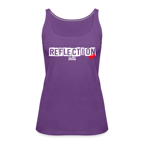 Womens Reflection XVI - Women's Premium Tank Top