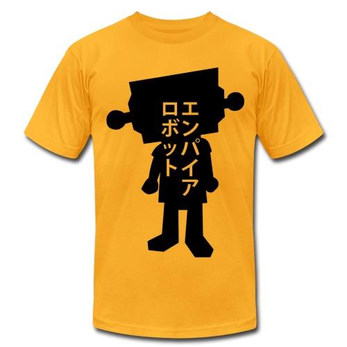 Kanji Robot Tee - Men's Fine Jersey T-Shirt