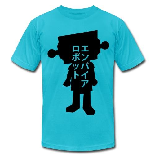 Kanji Robot Tee - Men's  Jersey T-Shirt