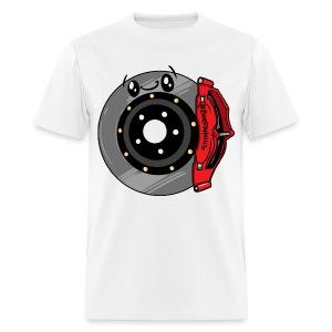 #boostaholics big brake anime - Men's T-Shirt