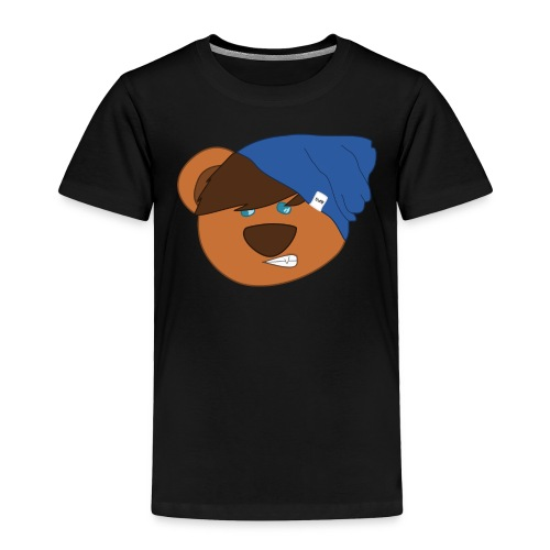 Beanie Bear Toddler T-Shirt - Toddler Premium T-Shirt