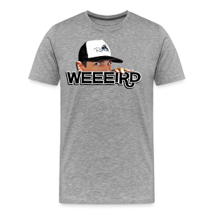 WEEIRD! (premium & plus sizes!) - Men's Premium T-Shirt