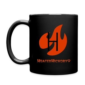 HeatedHickory9 Mug - Full Color Mug
