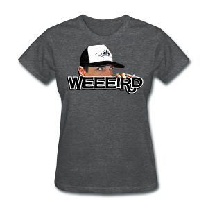 WEEEIRD for ladies - Women's T-Shirt