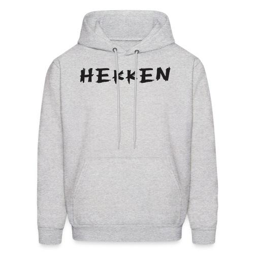 Hekken Cross Chest - Men's Hoodie