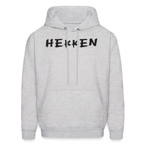 Hekken Cross Chest - Men's Hoodie