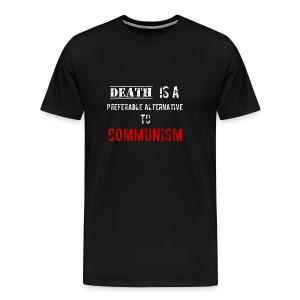Death Is Preferable - Men's Premium T-Shirt
