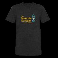 T-Shirts ~ Unisex Tri-Blend T-Shirt ~ The Molecular Ecologist tee-shirt