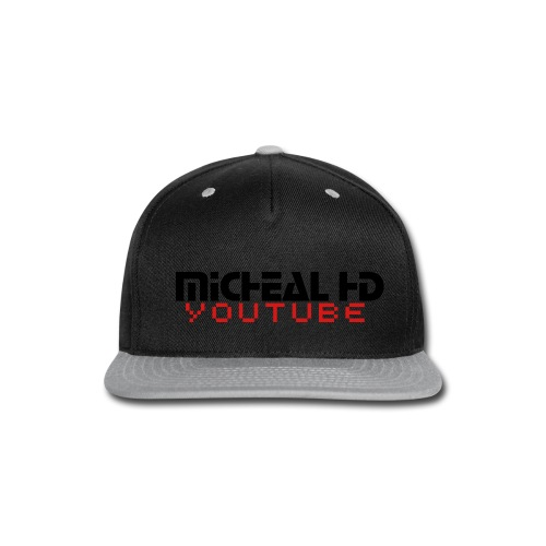 SnapBack Micheal HD - Snap-back Baseball Cap