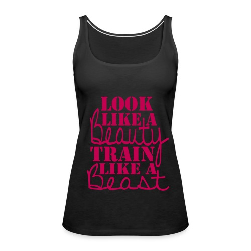 woman's singlet tops  - Women's Premium Tank Top