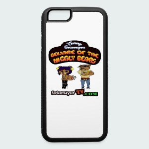 Beware Niggley Bears - iPhone 6/6s Rubber Case
