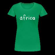 T-Shirts ~ Women's Premium T-Shirt ~ Africa